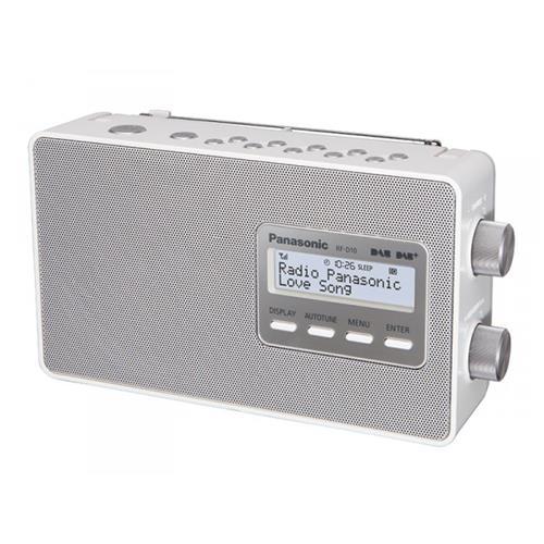 PANASONIC RF-D10 RADIO DIGITALE DAB E DAB+ DIFFUSORE DA 10cm e' tornato disponibile su Radionovelli.it!