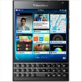 """BLACKBERRY PASSPORT 4.5"""" 32GB QUAD CORE 4G LTE 3GB RAM ITALIA BLACK"""