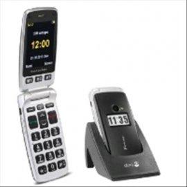 DORO PRIMO 413 EASY PHONE CLAMSHELL ITALIA BLACK