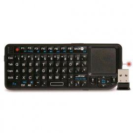 HAMLET XRFKEYPADLP MINI TASTIERA WIRELESS CON TOUC