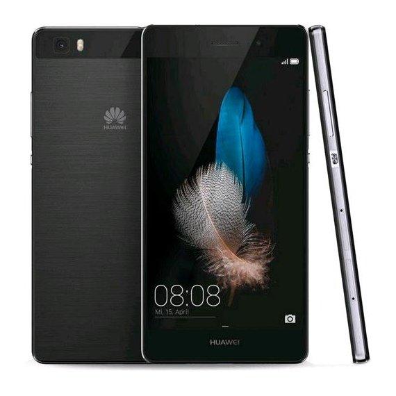 """HUAWEI P8 LITE 5"""" OCTACORE 16GB 4G LTE ITALIA BLACK"""