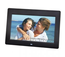 "0222000 CORNICE DIG. 10"" USB SD SLOT MP4 NERO DPL2220"