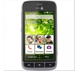 "DORO LIBERTO 820 MINI EASY SMARTPHONE 4"" TIM BLACK"