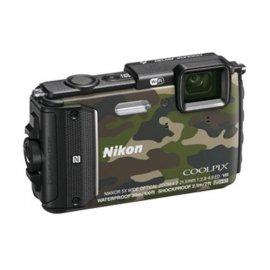 NIKON COOLPIX AW130 FOTOCAMERA DIGITALE COMPATTA 16MPX DISPLAY 3