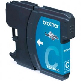BROTHER LC1100C CARTUCCIA CIANO PER STAMPANTI INK-JET BROTHER 325 PAG