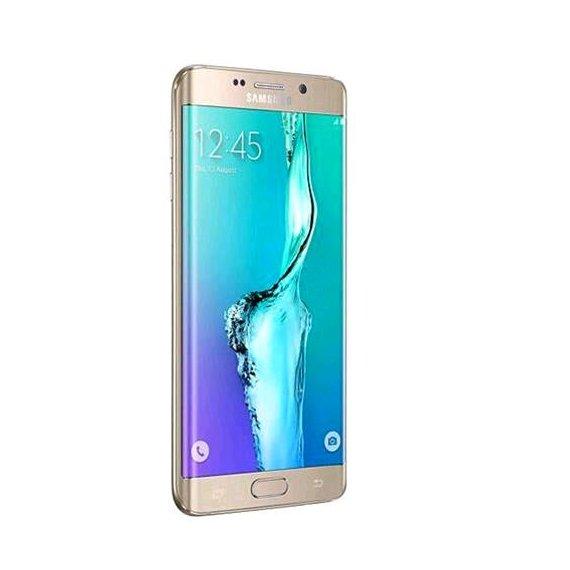"SAMSUNG G928F GALAXY S6 EDGE+ PLUS 5.7"" OCTA CORE 32GB 4GB RAM 4G LTE TIM GOLD"