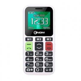 NGM FACILE CIAO DUAL SIM EASY PHONE TASTI GRANDI T