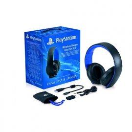 SONY CUFFIE WIRELESS PREMIUM 2.0 PER PS4 PS3 PC E PSVITA