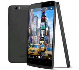 "YEZZ ANDY A5T DUAL SIM ULTRA SLIM 5"" QUAD CORE RAM 8GB 1GB RAM ITALIA BLACK"