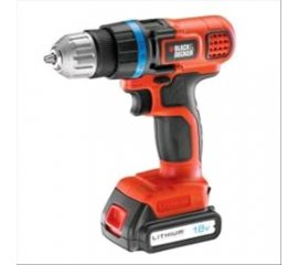 BLACK AND DECKER EGBL18K TRAPANO AVVITATORE A BATT