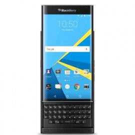 "BLACKBERRY PRIV 5.4"" 32GB RAM 3GB 4G LTE ANDROID 5.1.1 TIM BLACK"