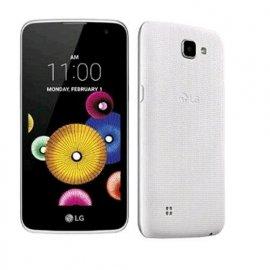 """LG K120E K4 4.5"""" QUAD CORE 8GB 4G LTE ITALIA WHITE"""
