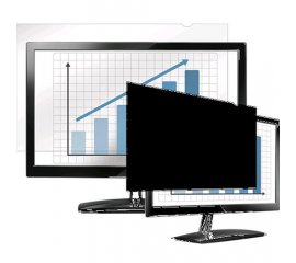 "FELLOWES PRIVASCREEN FILTRO PRIVACY PER MONITOR 17"" FORMATO 5:4 COLORE NERO"