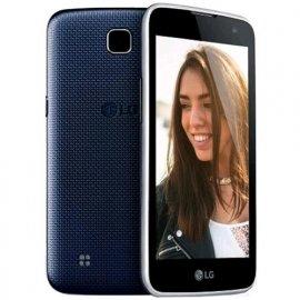 "LG K120 K4 4.5"" QUAD CORE 8GB 4G LTE TIM INDINGO BLUE"