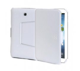 "CELLY GALAXY TAB 3 8"" CUSTODIA IN ECOPELLE COLORE BIANCO"