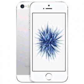 Apple iPhone SE 16GB 4G Argento, Bianco