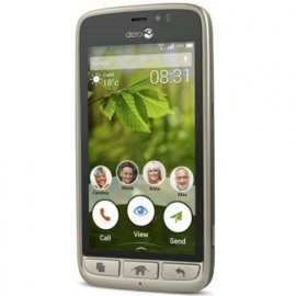 "DORO 8031 EASY SMARTPHONE 4.5"" 8GB 4G LTE TIM CHAM"