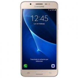"SAMSUNG J510 GALAXY J5 (6) 5.2"" QUAD CORE 16GB RAM 2GB 4G LTE TIM GOLD venduto su Radionovelli.it!"