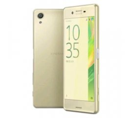 "SONY XPERIA X 5"" EXA CORE 32GB RAM 3GB 4G LTE TIM LIME GOLD"