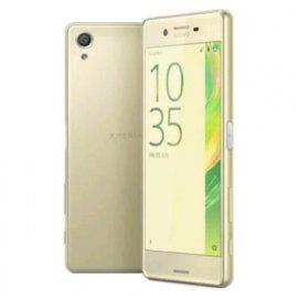 "SONY XPERIA X 5"" EXA CORE 32GB RAM 3GB 4G LTE TIM LIME GOLD"