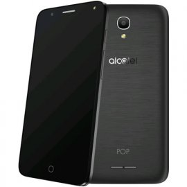 "ALCATEL POP 4  DUAL SIM 5"" QUAD CORE 8GB 4G LTE ITALIA SLATE GREY"