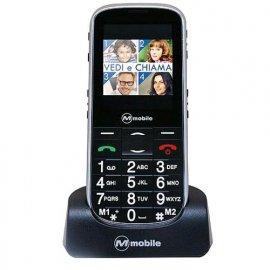 "MEDIACOM FACILE PREMIUM DUAL SIM EASY PHONE 2.4"" T"
