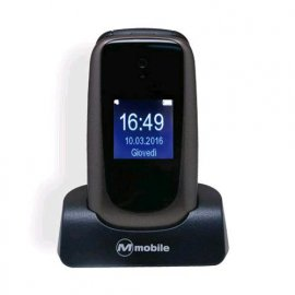 "MEDIACOM FACILE DUO FLIP 3G EASY PHONE 2.4"" CLAMSH"