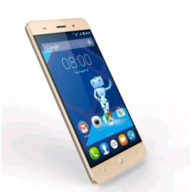 "HAIER LEISURE L56 DUAL SIM 5"" QUAD CORE 16GB 4G LTE ITALIA GOLD"