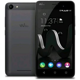 "WIKO JERRY DUAL SIM 5"" QUAD CORE 8GB RAM 1GB ANDROID 6 ITALIA GREY BLACK"