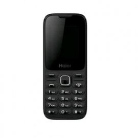 "HAIER FEATURE M220 DUAL SIM 1.77"" EASY PHONE ITALIA BLACK"