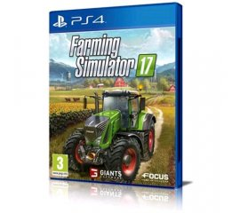 DIGITAL BROS FARMING SIMULATOR 17 PER PS4 VERSIONE