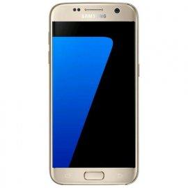 """SAMSUNG G930F GALAXY S7 5.1"""" OCTA CORE 32GB RAM 4GB 4G LTE IP68 TIM GOLD"""