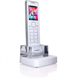 MOTOROLA IT6.1X CORDLESS DECT BIANCO/VIOLET/LEMON LIME
