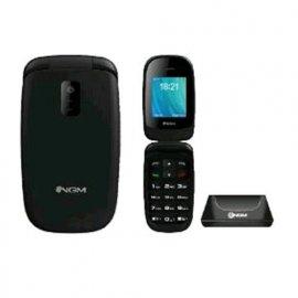"""NGM FACILE CLICK DUAL SIM 1.8"""" EASY PHONE CLAMSHEL"""