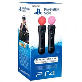 SONY PS4 PS MOVE TWIN PACK
