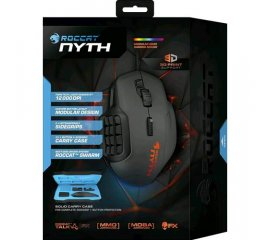 ROCCAT NYTH MOUSE GAMING 12000DPI MODULARE 18 TAST