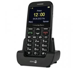 "DORO PRIMO 366 2.3"" EASY PHONE TIM BLACK"