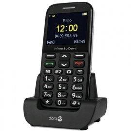 """DORO PRIMO 386 2.3"""" EASY PHONE TIM BLACK"""