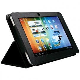 MEDIACOM SMART PAD 7503G/750S2 3G CUSTODIA ORIGINALE TABLET COLORE NERO