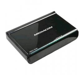 MEDIACOM M-NTRAUSB4 ROUTER ADSL2+ 24Mbps 4xPORTE L