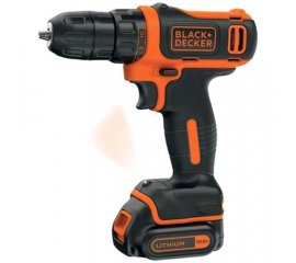 BLACK AND DECKER BDCDD12K-QW TRAPANO AVVITATORE CO