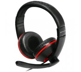 TAKE 2 CUFFIA GAMING XH-100 CON MICROFONO - NERO