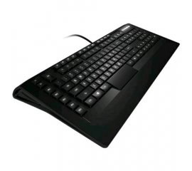 STEELSERIES APE RAW TASTIERA USB GAMING LAYOUT ITALIANO COLORE NERO